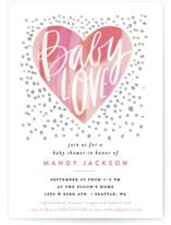Baby Love Heart