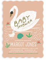 Swan Baby Shower