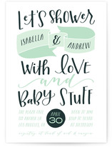 Love and Baby Stuff by Leah Bisch