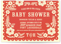 Couples Baby Shower Invitations Minted