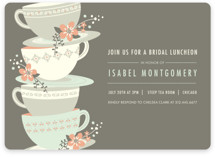 bridal shower invitations minted - Wedding Shower Invites