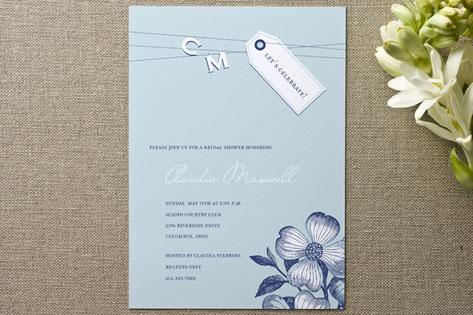 Charmed Bridal Shower Invitations