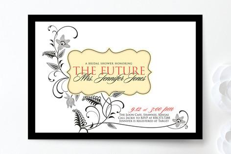 Future Wifey Bridal Shower Invitations