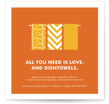 Love and Dishtowels
