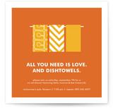 Love and Dishtowels