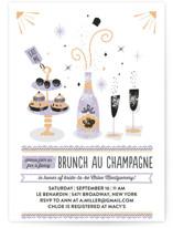Brunch Au Champagne