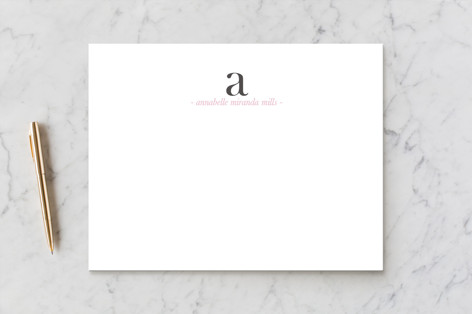 Simple and Pretty Business Stationery
