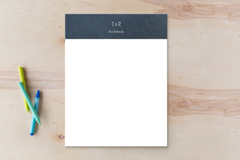 Chalkboard Business Stationery