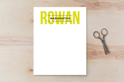 Connected Business Stationery