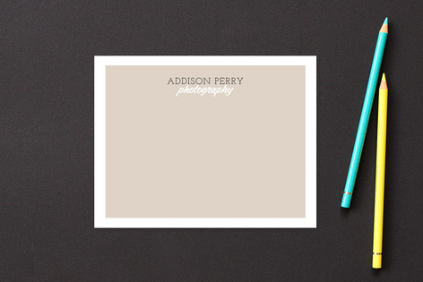 Crisp Connection Business Stationery