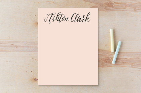 Name To Remember Business Stationery