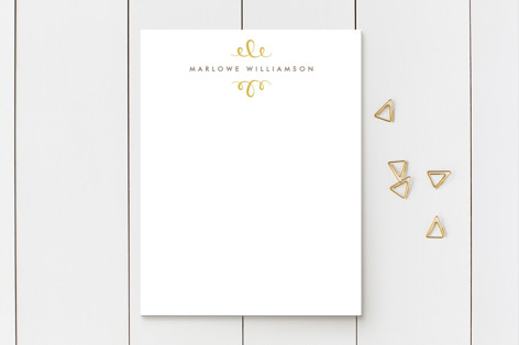 The Most Simple Business Stationery