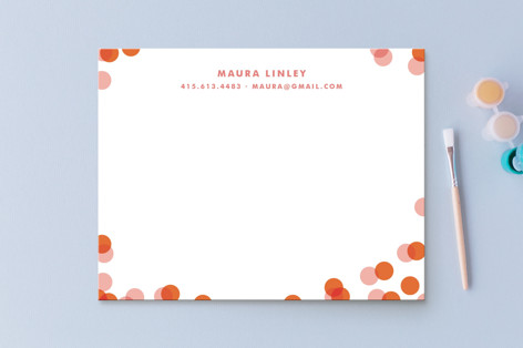 Funfetti Business Stationery