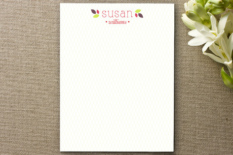 Apple for the Teacher Business Stationery
