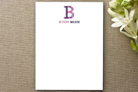 Babysitters Club Business Stationery