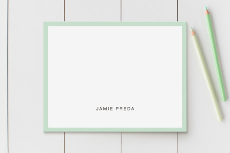 Bold Border Business Stationery