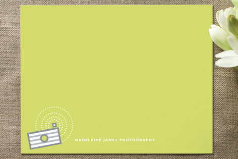 In A Flash Business Stationery