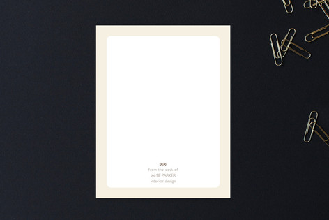 Interior Elegance Business Stationery