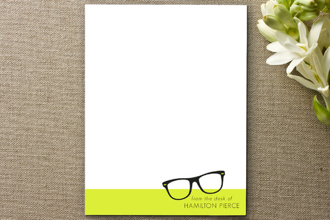 Man About Town Business Stationery
