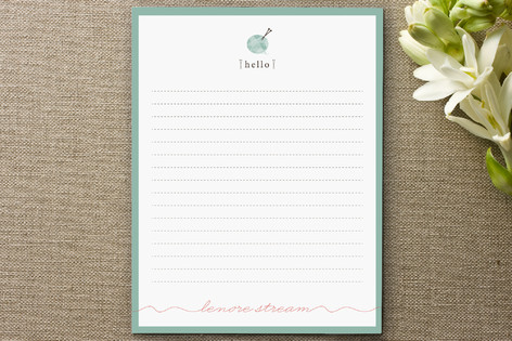 Pretty Skein Business Stationery