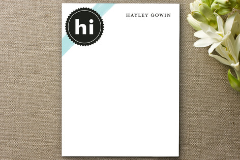 Sealed Success Business Stationery