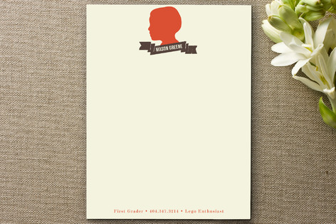 Silhouette Business Stationery