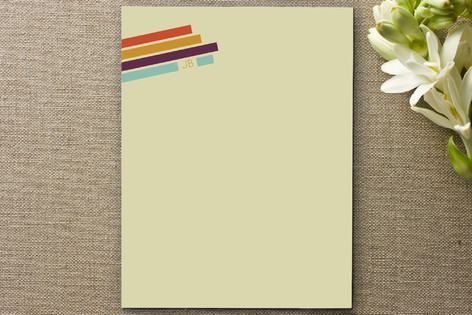 Crooked Colors Business Stationery