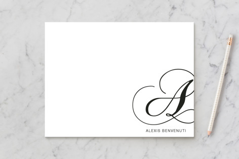 Initial Love Business Stationery