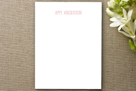 Ombre Stripe Business Stationery