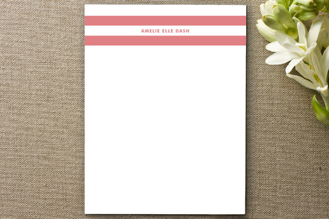Pique Chic Business Stationery