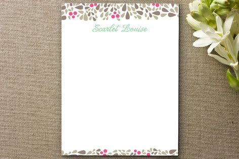Scarlet Louise Business Stationery