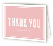 Baby Blocks Birth Announcements Thank You Cards