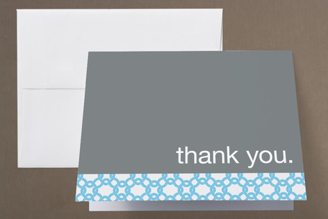 First to Arrive Birth Announcements Thank You Cards