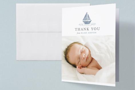 SailboatDreams Birth Announcements Thank You Cards