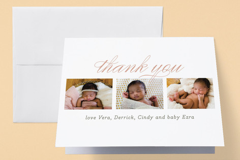 Little Details Birth Announcements Thank You Cards