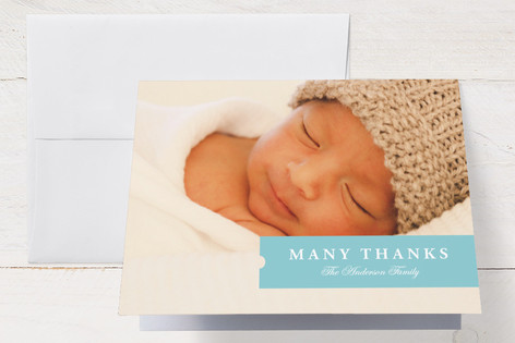 Birth Tag Birth Announcements Thank You Cards