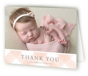 gingham baby by Susan Asbill