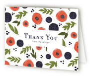 Poppies by Mayflower Press