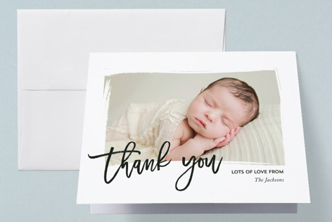 Gallery Birth Announcements Thank You Cards
