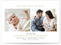 Big little miracle
