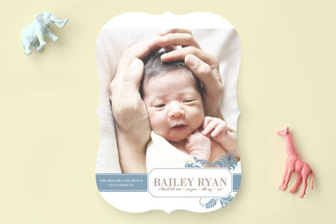 Amazing Grace Birth Announcements