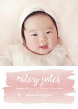 Sweet Splash Birth Announcements By SimpleTe Design