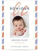 Bonjour Bebe by Ashley Purser
