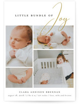 little bundle of joy by Leah Ragain