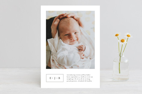 Everett Birth Announcements