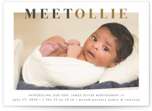 Nicknamed Newborn by Julie Murray