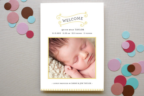 Vortice Birth Announcements