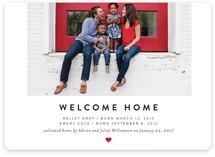 Heartfelt Welcome