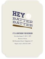 Hey Batter, Batter!