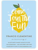 Lemonade Fun